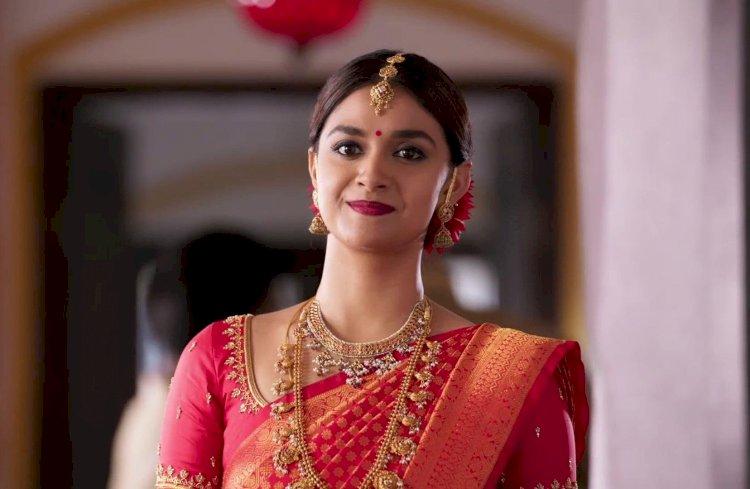 முதல்முறையாக கௌதம் மேனன் இயக்கத்தில் நடித்த கீர்த்தி சுரேஷ்!
