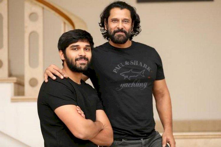 கார்த்திக் சுப்புராஜ் இயக்கத்தில் விக்ரம் 60 - துருவ் விக்ரமுடன் இணைந்து நடிக்கிறார்!