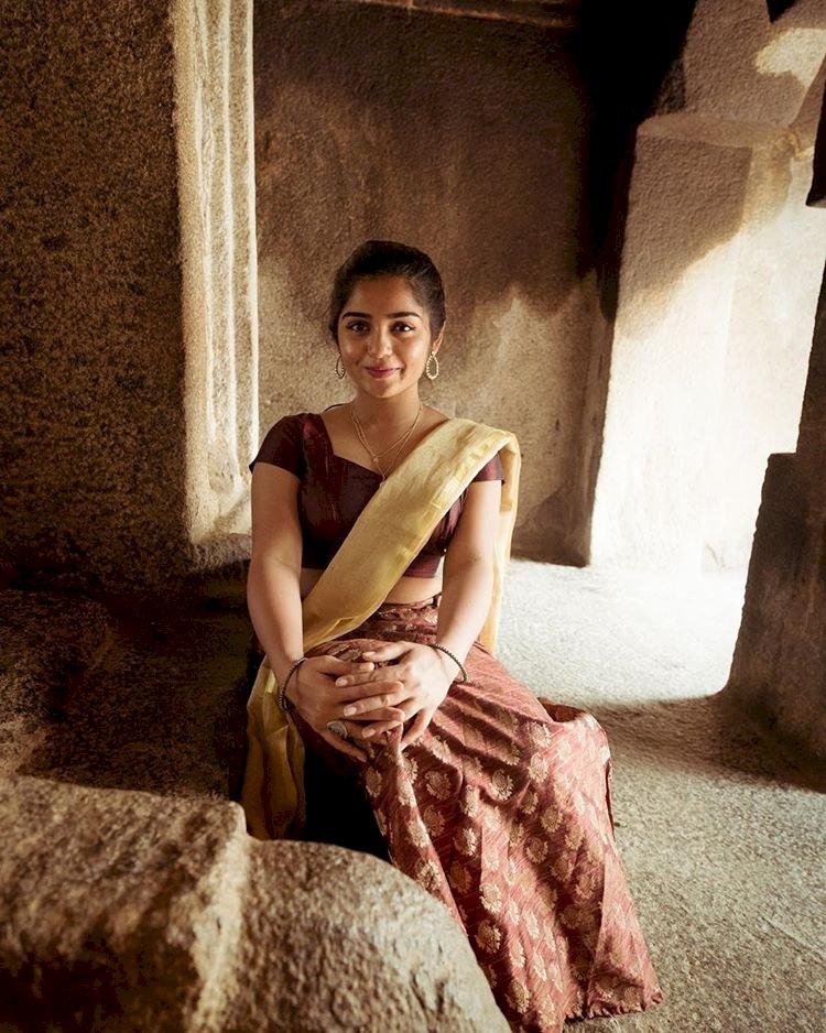 தளபதி 64 படத்திற்கு மாஸாக கிளம்பிய கௌரி கிஷன்!